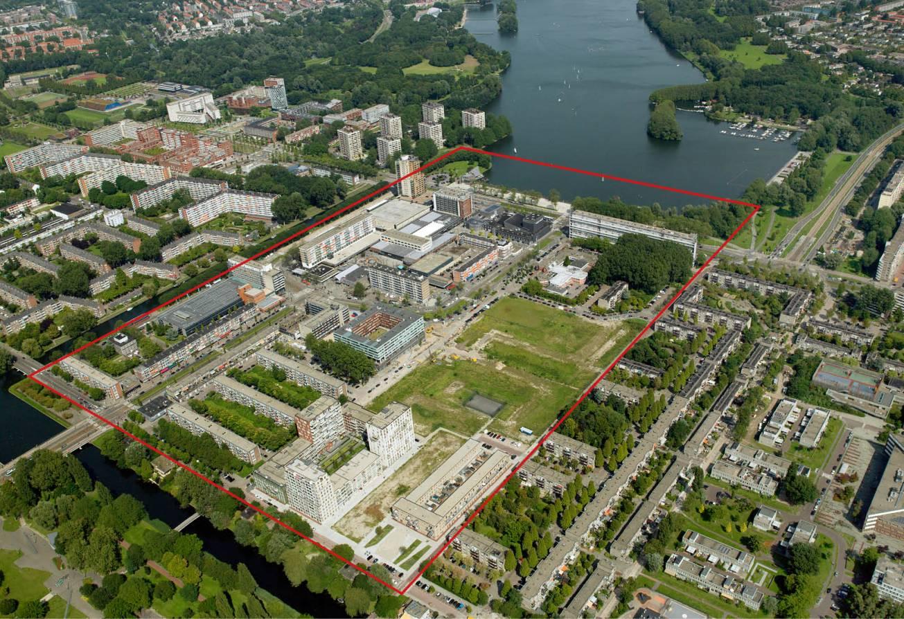 De Tuinen Van West Amsterdam.Centrum Nieuw West Amsterdam Bieke Van Hees